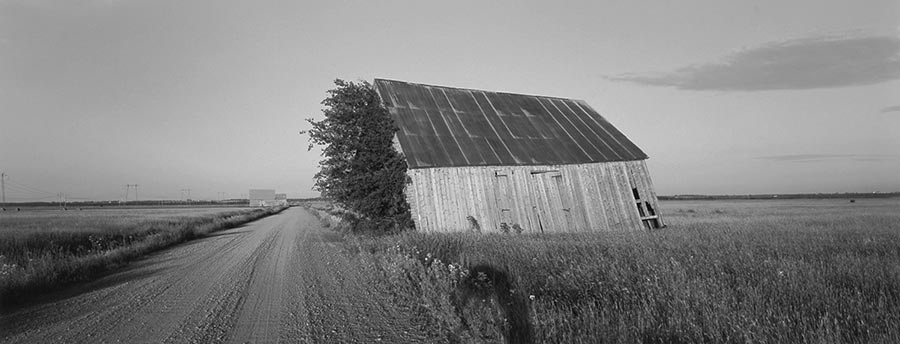 High Marsh Road, Sackville, NB, 1999